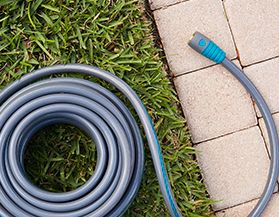 Browse all Yardworks garden hoses.