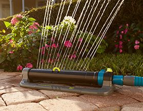 Shop for Yardworks sprinklers and accessories.