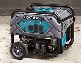 Browse our assortment of Yardworks generators.