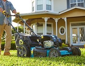 See all Yardworks lawn mowers.