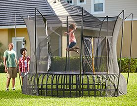 Shop for backyard trampolines