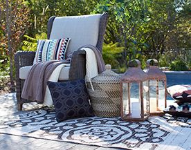 Patio Décor Accessories