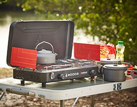Camp Stoves & Cooking Accessories