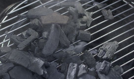 See all our charcoal BBQs