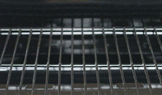 Discover porcelain- coated stamped steel BBQ grates