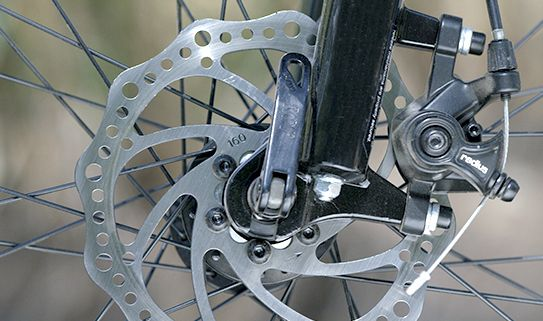 Browse our assortment of bike disc brakes