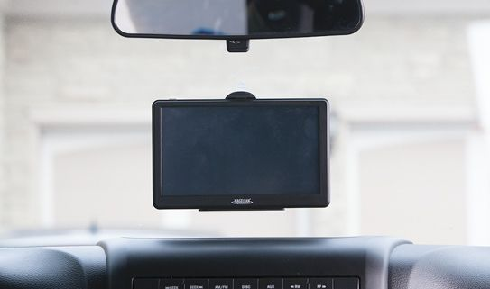 Browse our larger screened GPS models.