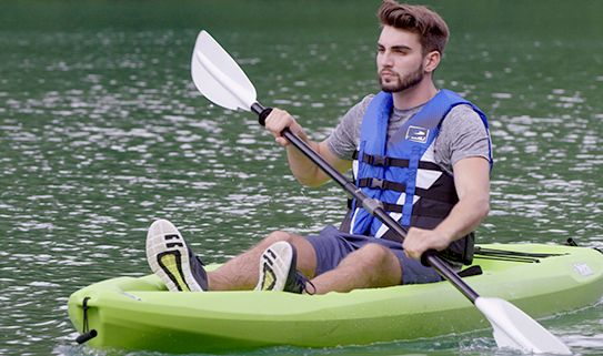 Explore our assortment of fun and easy sit-on kayaks