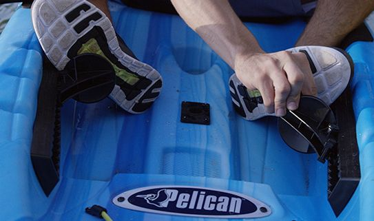 Consider your height and size before choosing a kayak