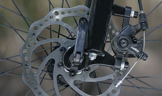 Find the right disc brakes for your bike