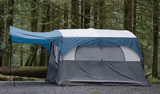 Browse our roomy cabin tents, perfect for camping