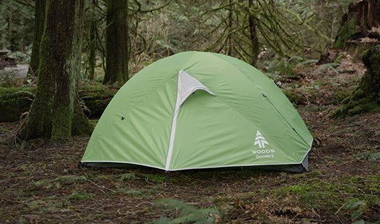 Explore our light and strong camping backpacking tents