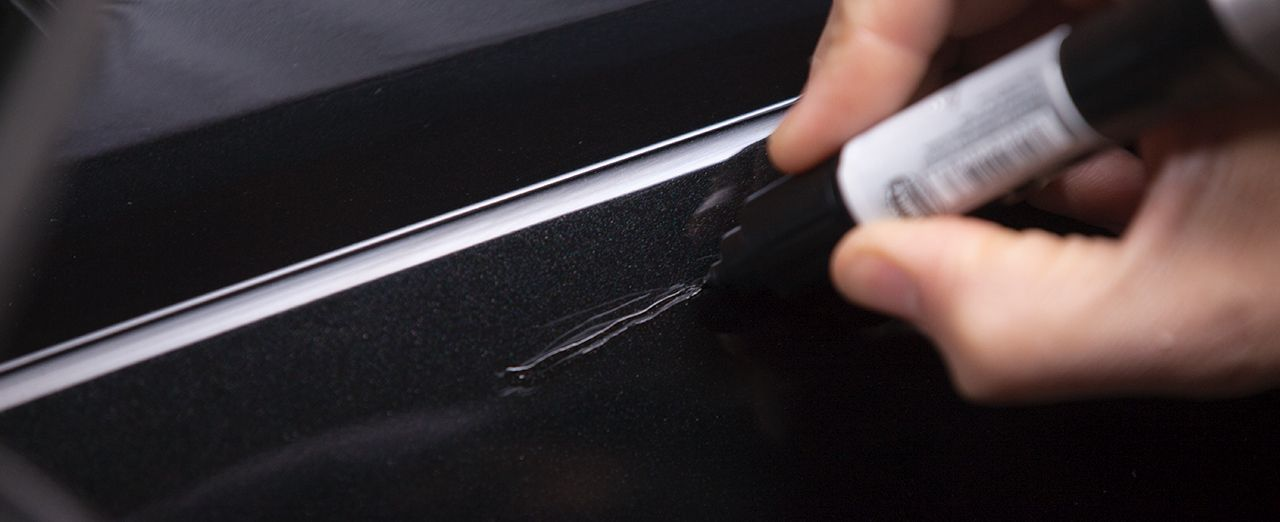How To Fix A Scratch On Your Car Canadian Tire