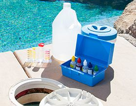Shop all pool and spa chemicals