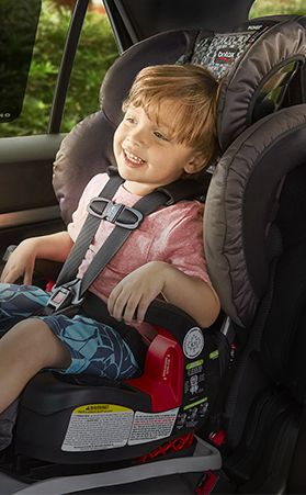 Install a Forward Facing Car Seat