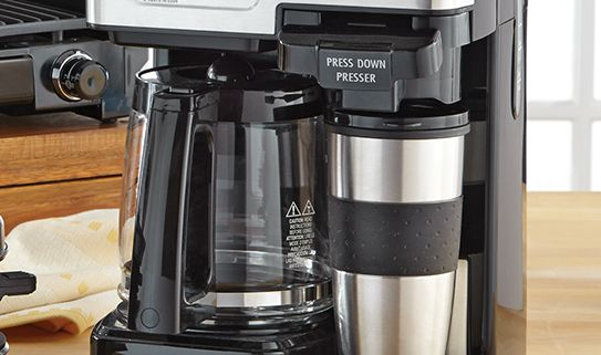 How to choose a coffee maker Canadian Tire