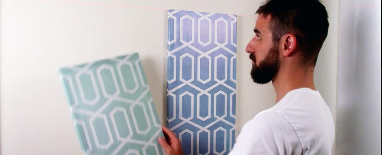 comment accrocher une photo au mur canadian tire. Black Bedroom Furniture Sets. Home Design Ideas