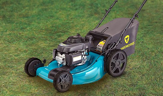 Browse our selection of gas lawn mowers