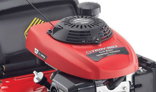 CC is the size of the engine on a gas mower