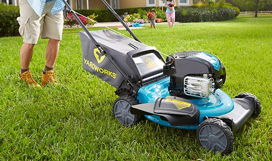 Consider these facts before buying a lawn mower