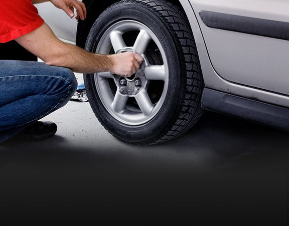 LEARN HOW TO CHANGE YOUR TIRES.