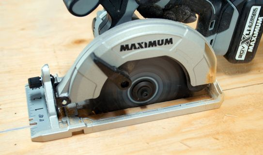how to choose the right circular saw blade