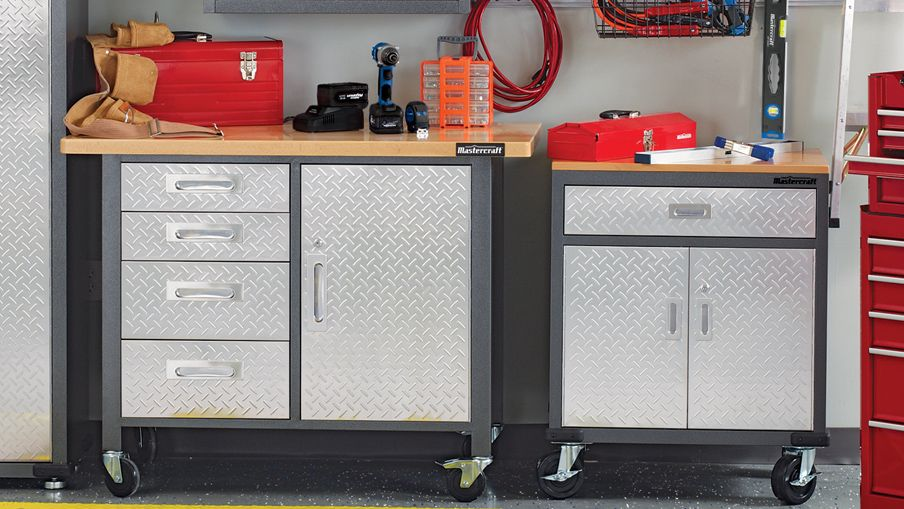 Larger Workbenches Or Tables Are More Durable And Have A Greater Weight Capacity For Toolaterials While Smaller Work Surface Can Fit In Tighter