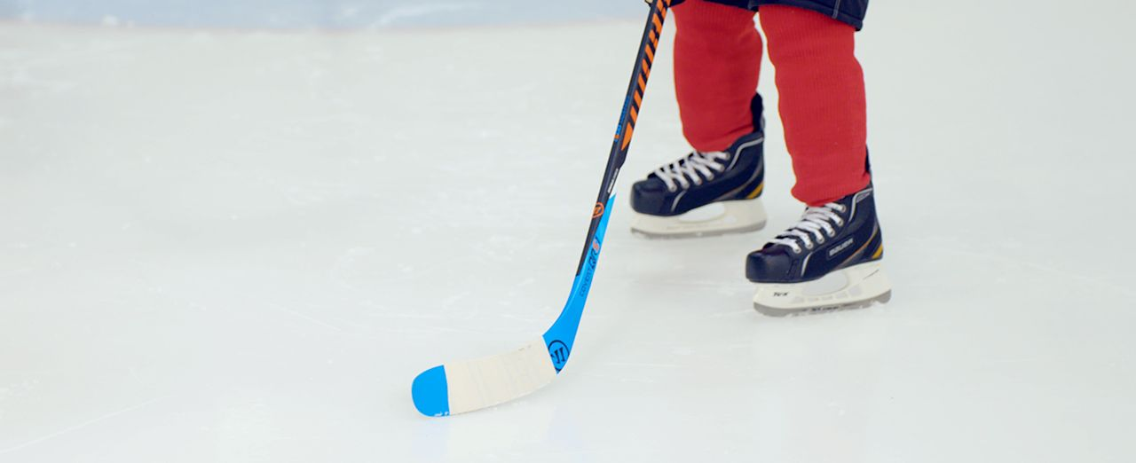 Canadian hockey sticks