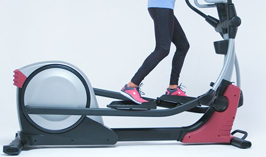 Learn about the importance of how an elliptical trainer feels