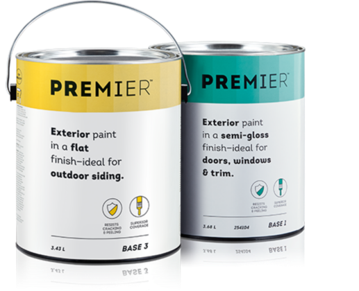 Canadiantire Paint Can