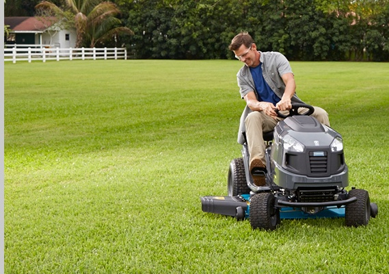 How to choose a Lawn Tractor picture