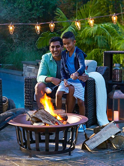 Browse all CANVAS fire bowls.
