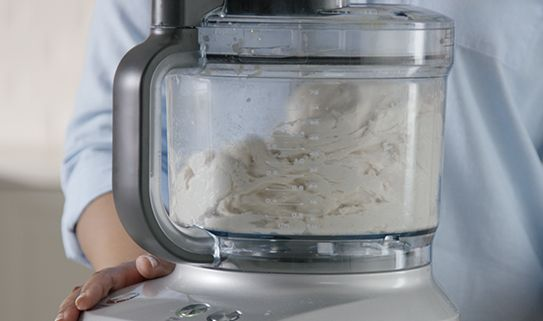 The most powerful food processors have 500 watts or more.