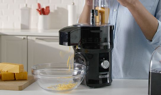 Compact food processors do not have an attached bowl.