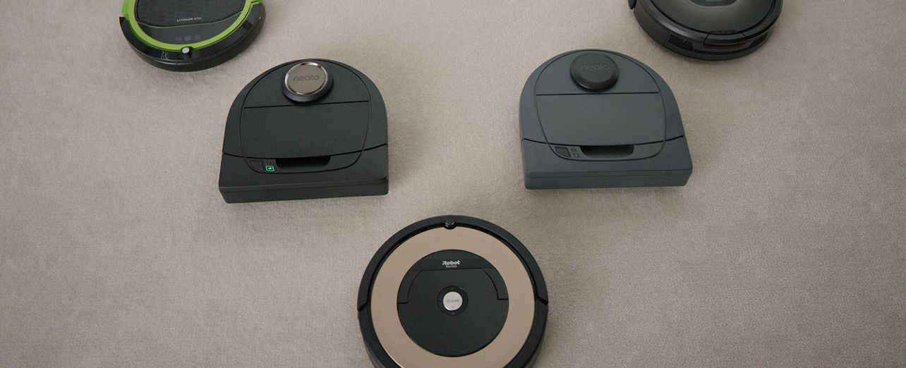 Watch a short video and read a step-by-step guide on how to choose a robotic vacuum.. Play video