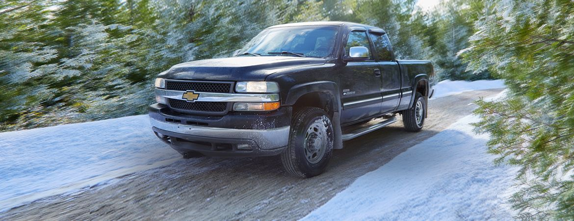 Gear up your truck for winter