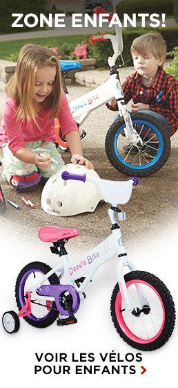 Voir tous les vélos pour enfants