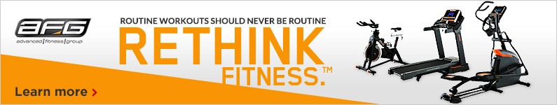 Rethink Fitness with AFG