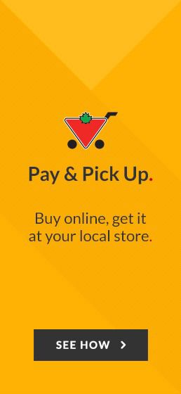 Pay & Pick Up. Buy online, get it at your local store.