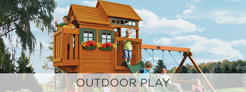 Outdoor play canadian tire for Tire play structure