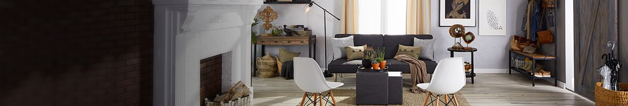 STYLISH FURNITURE AND ACCESSORIES FOR YOUR HOME.