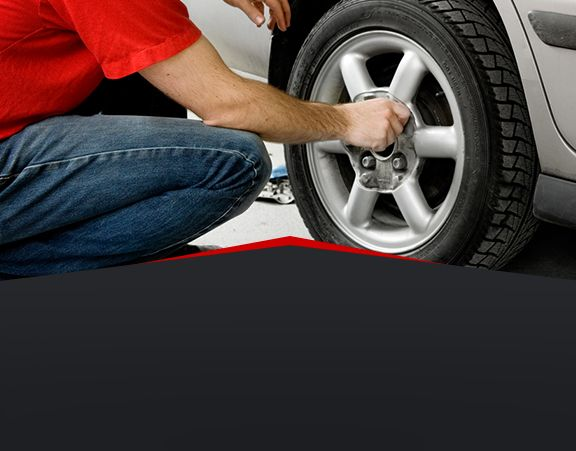 LEARN HOW TO CHANGE YOUR TIRES