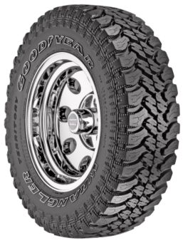 Goodyear Wrangler Territory Canadian Tire
