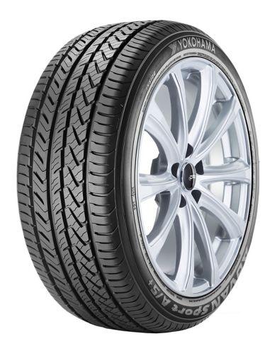 Yokohama Advan Sport A/S+ Tire Product image
