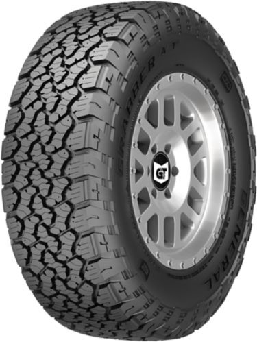 General Tire Grabber A/T2 Tire - Flotation Product image
