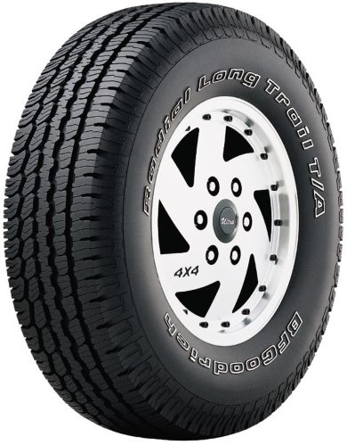 Pneu BFGoodrich Radial Long Trail T/A