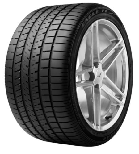 Goodyear Eagle F1 Super Car Tire Product image