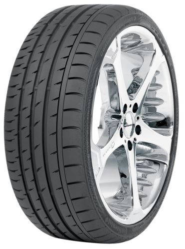 Continental ContiSportContact 3 Tire Product image