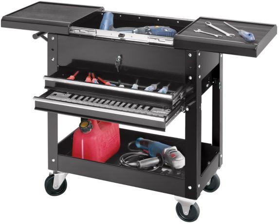 Chariot range-outils à tiroirs, MotoMaster