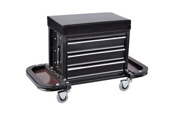 Tabouret-coffre à outils MotoMaster, 350 lb